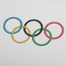 olympic rings images Olympic rings embroidery design jpg