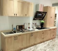 wood kitchen cabinets for 2020 2020 styles kitchen cabinet furniture china manufacture modern design wooden kitchen cabinet blum hardware