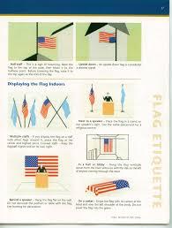 Flag Placement Flag Etiquette