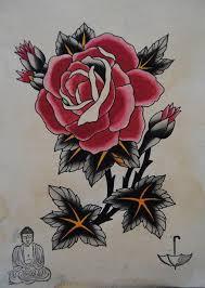 72 best rose tattoos images on pinterest tattoo ideas