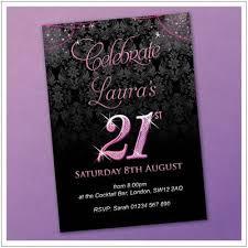 21st birthday invitations personalised 21st birthday invites online