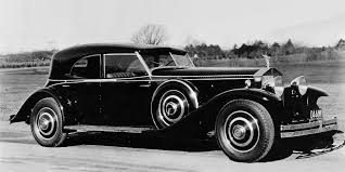 roll royce car 1950 coachbuild com brewster rolls royce phantom ii newmarket sport sedan