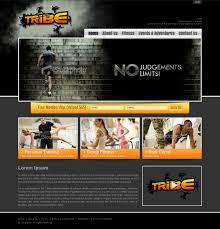 e unlimited home design bold playful web design for marcus biggs by tebu kurian design