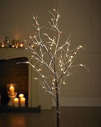 5ft frosted twig tree home gift shop