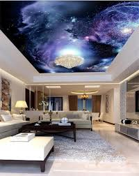 online get cheap starry sky wall murals aliexpress com alibaba 3d wallpaper custom photo ceiling room mural dream universe starry sky painting tv background non woven wallpaper for walls 3d