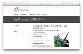 Plz Bad Pyrmont Dj Olaf Bortfeld Aus Bielefeld Hochzeiten Und Partys