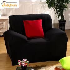 couverture canap d angle solide noir couleur canapé housse fauteuil canapé d angle plein