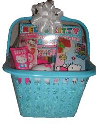 hello gift basket kids baskets princess gifts