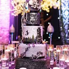 themed wedding cakes harry potter wedding cakes