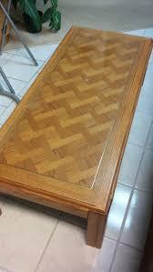 unique wood living room table in penticton bc skaha ca