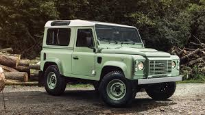 vintage land rover defender 2015 land rover defender heritage edition review top speed