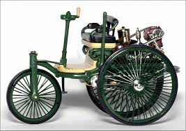 first mercedes benz 1886 ixo 1886 benz patent motor wagen clc138 in 1 43 scale mdiecast