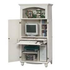 white computer armoire desk white modern computer armoire with accessories furniture