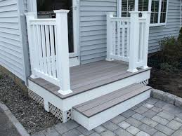front porch flooring materials best porch decking material covered