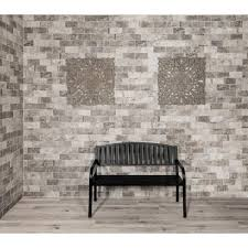 new york soho brick look porcelain tile 4in x 8in 100086917