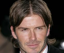 center part mens hairstly 30 sexy david beckham hairstyles slodive