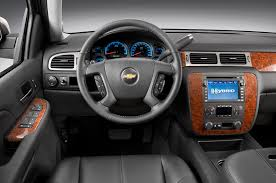 2011 chevrolet tahoe reviews and rating motor trend