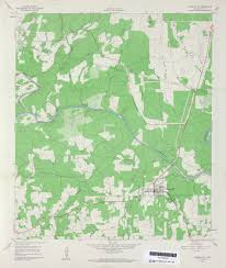 Johnson City Tennessee Map by