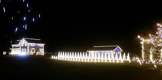 christmas light show house music mywalworthcounty com elkhorn s very own electric light extravaganza