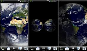 earth for android best functional live wallpapers for android