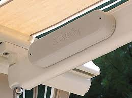 Motorized Awnings Reviews Sunsetter Awning Wireless Wind Sensor For Sunsetter Motorized