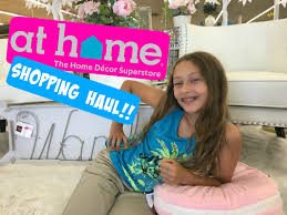 The Home Decor Superstore by Room Decor Haul Superduperkidsblog Youtube