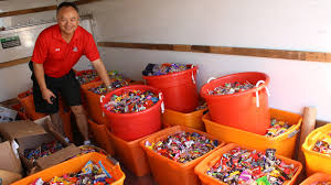 cash for halloween candy dentists u0027 buyback program is booming