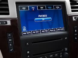 cadillac escalade radio 2013 cadillac escalade radio interior photo automotive com
