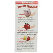 mccormick red food color 1 oz meijer com