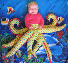 5 month baby halloween costumes octopus costume pattern for infants octopus costume costume