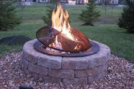 amazing fire pit designs u2013 outdoor decorations