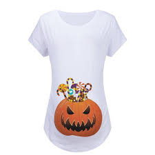 cute and scary halloween maternity shirt u2013 we are mothers