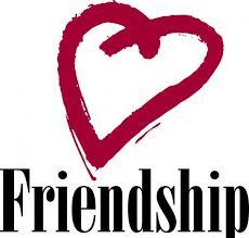 friendship heart behance