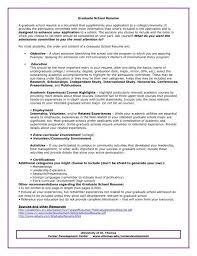 how to write a resume for graduate sample resume for