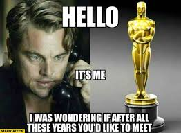 Leo Oscar Meme - 10 hilarious memes of leonardo dicaprio struggling to win an oscar