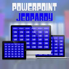Jeopardy Template Wowcircle Tk Jepordy Template