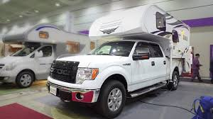 Ford Raptor Truck Camper - lance truck camper on ford f150 xrt review youtube