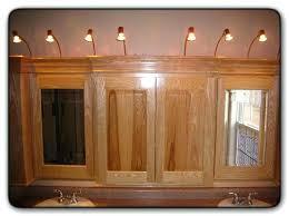 medicine cabinet lights above over medicine cabinet lighting light fixture above medicine cabinet