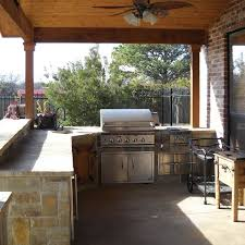 outdoor kitchen ideas designs outdoor kitchen design ideas with a multi level deck archadeck