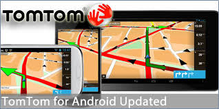 tomtom android tomtom android app updated now supports high resolutions