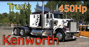 kenworth for sale uk 1984 kenworth truck v8 engine 450 horsepower monster truck youtube
