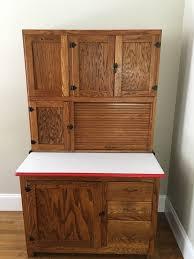 Kitchen Maid Hoosier Cabinet Hoosier Cabinet Antique Bar Cabinet