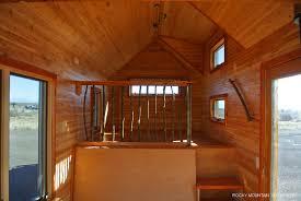 A River Runs Through It Custom Gooseneck Tiny House Tiny House Plans For A Gooseneck Trailer