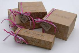 personalized boxes personalized wedding favors