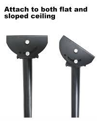 amazon com videosecu adjustable tilting ceiling mount for most 37