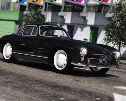 1955 mercedes 300sl 1955 mercedes 300sl gullwing add on replace tuning