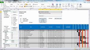 Hourly Gantt Chart Excel Template Free Project Gantt Chart Template Project Gantt Chart