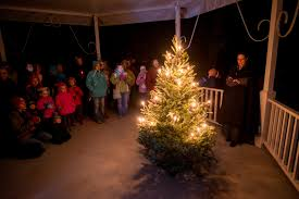 Homes Decorated For Christmas On The Inside Stuhr Museum Of The Prairie Pioneer Home