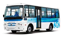 indian bus industry is changing