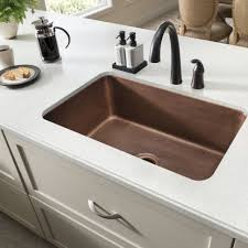 discount kitchen sinks and faucets kitchen single bowl undermount sink copper kitchen sink faucet